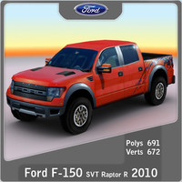 2010 Ford F-150 SVT Raptor R